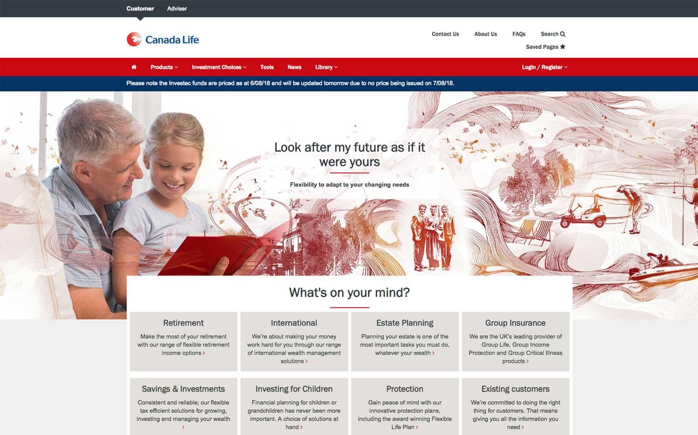 canada life portal