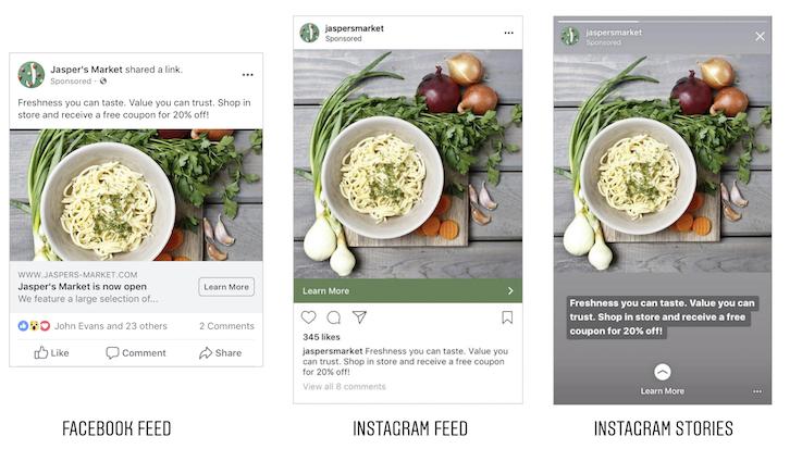 social media ads instagram